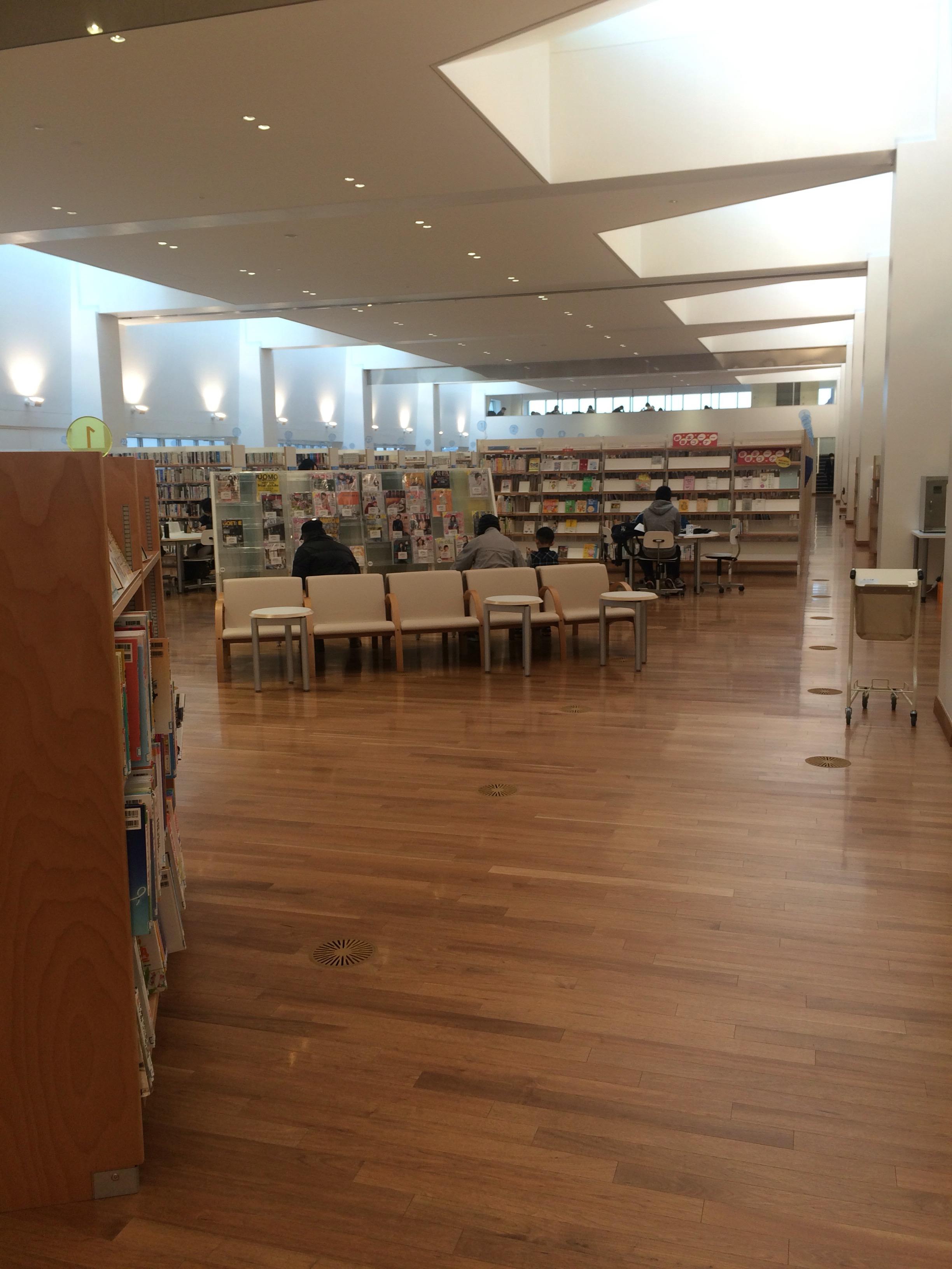 市 中央 図書館 八千代 八千代中央駅